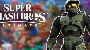 Halo tiene un crossover con Super Smash Bros. Ultimate y es oficial