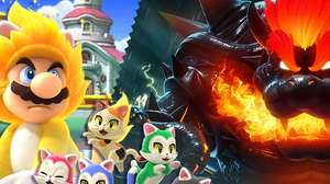 Smash. Ultimate tendrá una colaboración con Super Mario 3D World + Bowser's Fury
