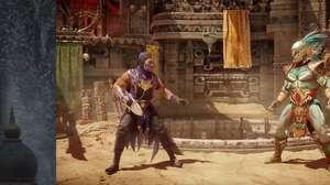 O semideus Rain está de volta em Mortal Kombat 11 Ultimate