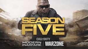 Warzone revela todas las novedades para la Quinta Temporada en emocionante video