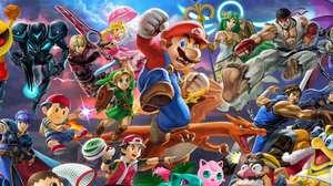 La actualización 8.1.0 introduce nuevo escenario a Super Smash Bros. Ultimate