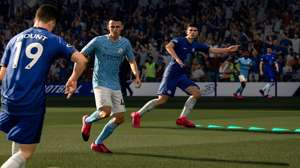 Revelan las primeras imágenes de FIFA21 en consolas next-gen