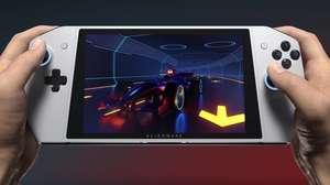 Alienware presentó un nuevo dispositivo portátil inspirado en Switch
