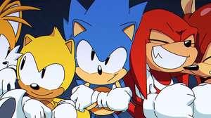 Sonic Mania Plus llegará en julio