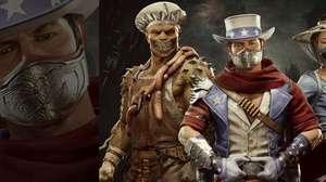 Mortal Kombat 11 recebe pacote triplo de skins de personagens