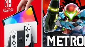 Metroid Dread será el primer juego en tomar ventaja del nuevo Switch OLED