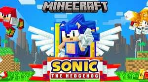 Minecraft celebra el 30 aniversario de Sonic con DLC especial de este personaje