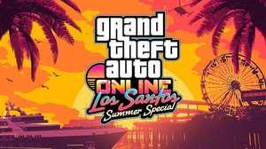 Los Santos Summer Special llega a GTA Online