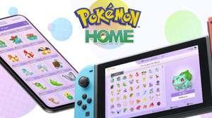 Pokemon Home ya está disponible en móviles y Switch