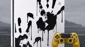 Habrá un PS4 Pro Edicion Death Stranding