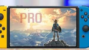 Reporte: surgen nuevos detalles sobre el New Nintendo Switch Pro