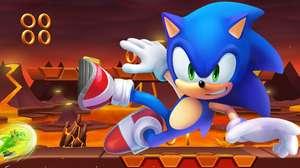 Sonic Runners Adventure finalmente llegó a iOS y Android