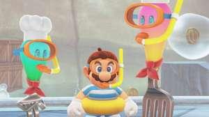 Super Mario Odyssey es el juego en 3D de Mario más exitoso