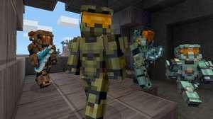 Halo llega a Minecraft en Switch y Wii U