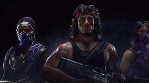 ¡Es oficial! Rambo, Mileena y Rain llegaran a MK11