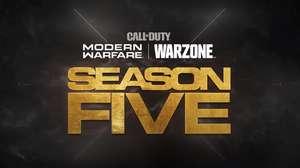 ¡Primer tráiler oficial para la quinta temporada de Call of Duty: Modern Warfare!