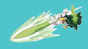 Descubre a Sirfetchd de manera exclusiva en Pokémon Sword