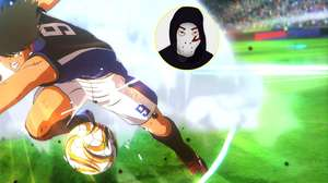 Futebol com anime: Zangado testa o novo Captain Tsubasa