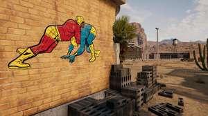 Concurso de grafite celebra o 4º aniversário de PUBG