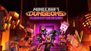 Un nuevo DLC y contenido gratuito llegarán a Minecraft Dungeons a finales de mes