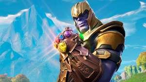 Thanos regresa a Fortnite como una skin comprable