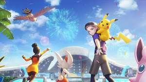 Pokémon UNITE ya está disponible en Switch