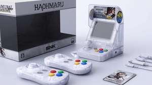 Anuncian Neo Geo Mini de Samurai Shodown