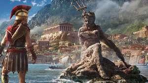 Assassin's Creed Odyssey foi feito em 11 estúdios distintos