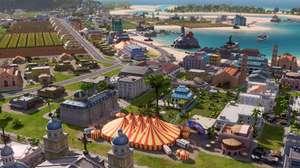 Tropico 6: expansão The Llama of Wall Street não empolga