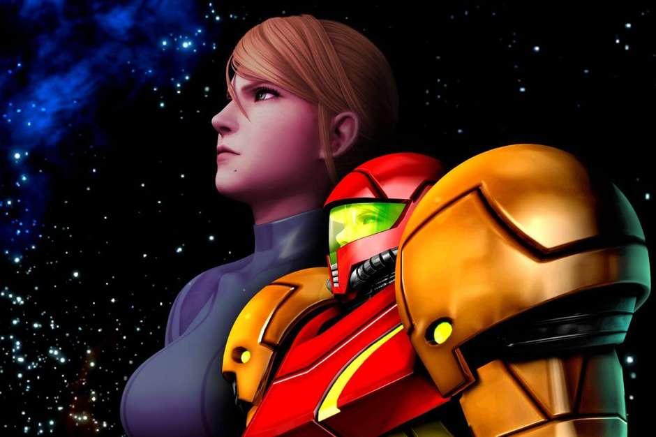 2. Samus (Metroid): Até hoje a gente dá risada do susto que alguns jogadores tiveram quando souberam que debaixo da Power Suit estava uma mulher. Clássico. Foto: Nintendo / Reprodução