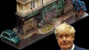 """Brexit vai causar um apocalipse zumbi, """"avisa"""" Ghoul Britannia"""