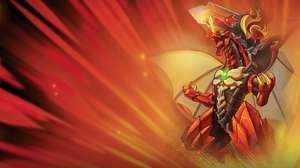 Bakugan leva série de anime para o novo RPG da Warner