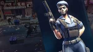 Tom Clancy's Elite Squad estreia com personagem brasileira
