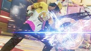 Tekken com Noctis (Final Fantasy)