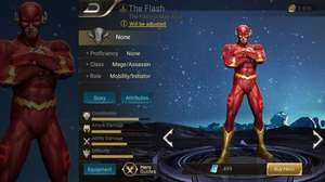 Arena of Valor (The Flash)