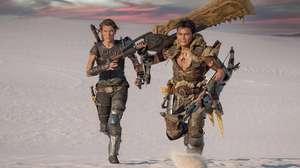Missões do filme Monster Hunter estarão na expansão Iceborne