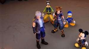 Donald, Pateta e Sora salvam o mundo de Kingdom Hearts III