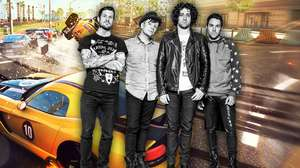 Asphalt 8: Airborne com a banda de rock Fall Out Boy