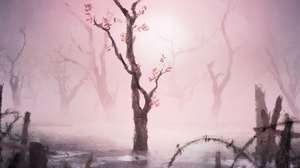 Feito com pinturas em telas, 11-11 revisita a 1ª Guerra