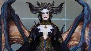 Você não vai acreditar nesse cosplay de Diablo IV!