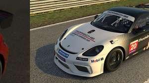 Porsche apresenta seu programa de e-sports para 2020