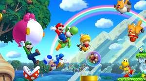 Após 7 anos, Super Mario é o jogo mais vendido do Reino Unido