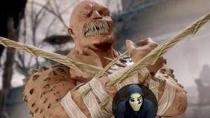 Mortal Kombat 11: Zangado testa fatalities de Baraka