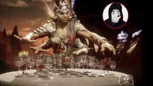 Zangado coloca Sheeva pra lutar em Mortal Kombat 11: Aftermath