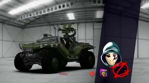 Zangado mostra Master Chief (Halo) em Forza 4 Horizon