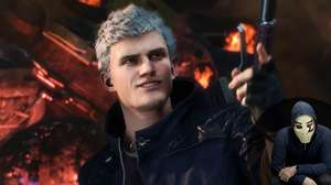 Zangado mostra o gameplay de Nero em Devil May Cry 5