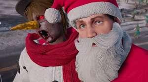 Dead Rising 4: Natal é dia pra matar Papai Noel zumbi!