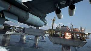 Batalhas aéreas ficaram ainda mais realistas em Ace Combat 7
