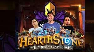 Vivo Keyd anuncia criação de uma line-up para Hearthstone