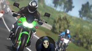 Adrenalina sobre 2 rodas: Zangado mostra a loucura de Ride 3